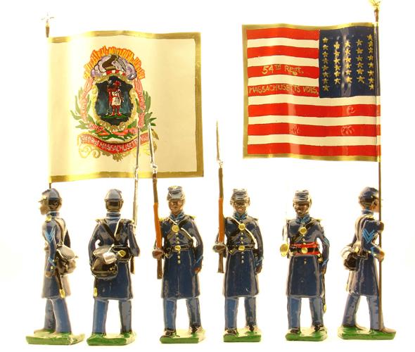 54th Massachusetts Volunteer Infantry Regiment,Edition B$190 + shipping